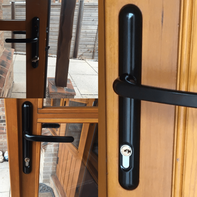 Lock & Handle Security Upgrade