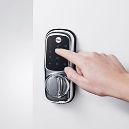 Keyless-Door-Locks-Leeds