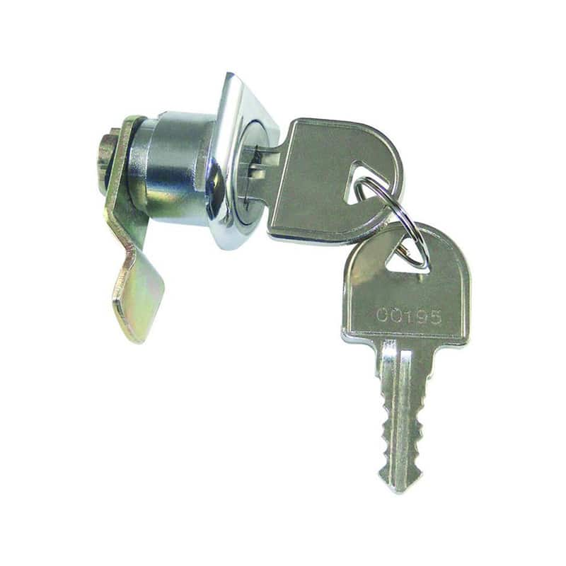 Camlock To Suit DAD Post Box KD Visi