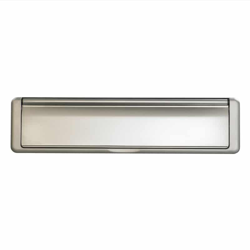 Nu Mail 76 Lett Box 40 80 Silver Help Locks