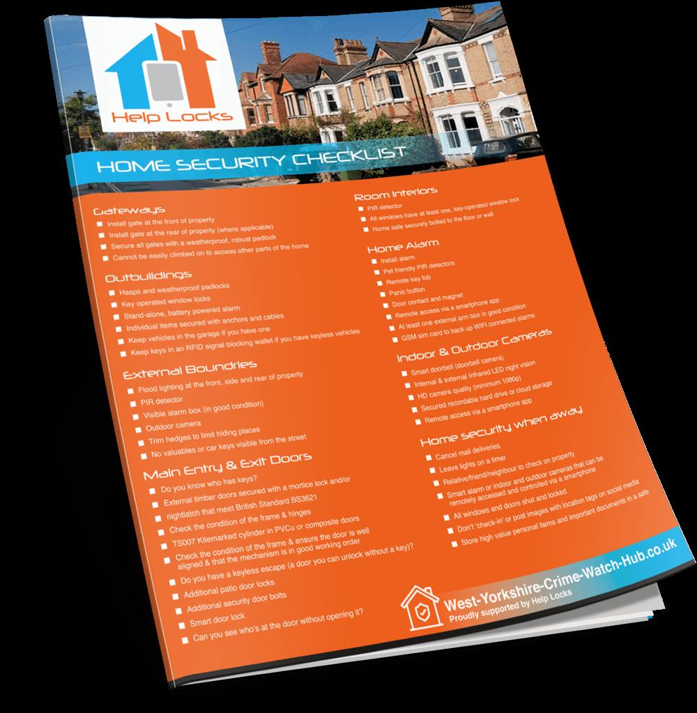 Helplocks-Home-Security-Checklist