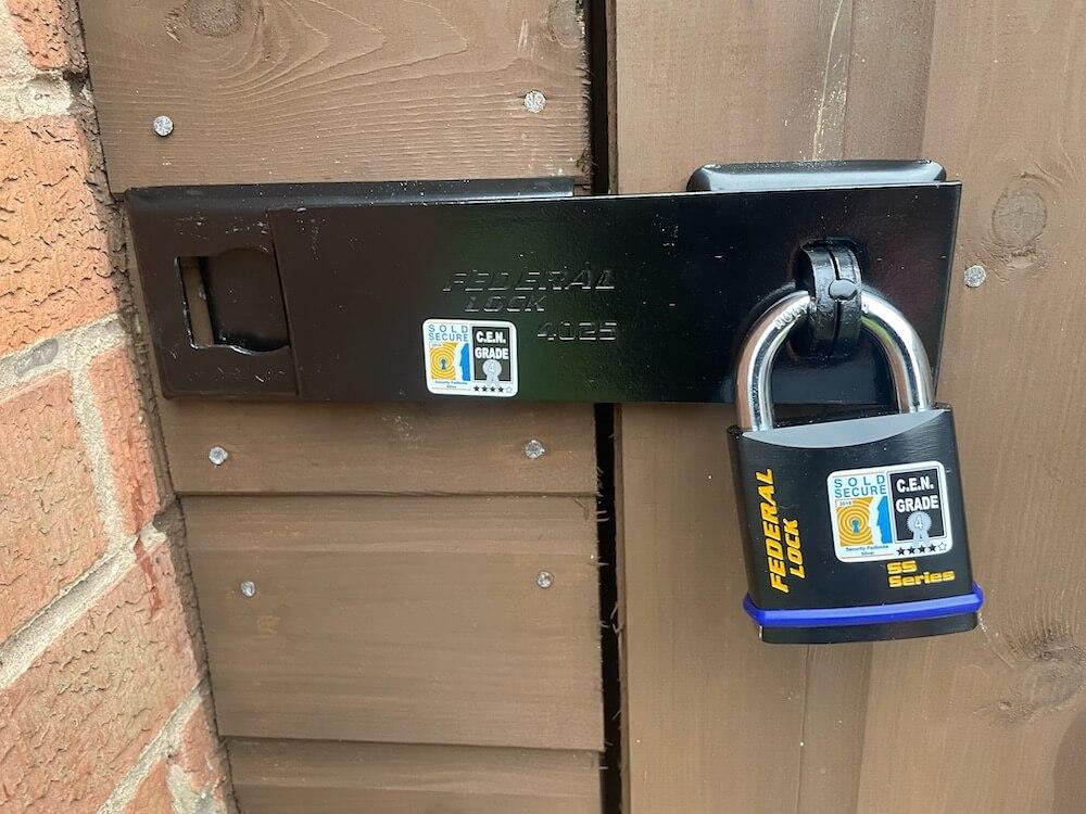 West Yorkshire Police Locksmith